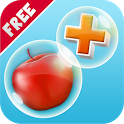 Kids Fruit Shots - Addition icon
