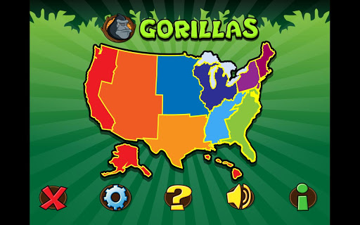 Gorillas HD