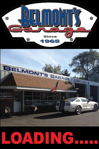 Belmonts Garage