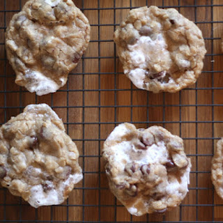 Marshmallow Marry Me Cookies