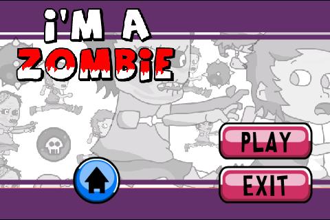 I'm a Zombie