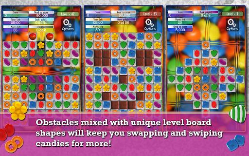 【免費休閒App】Candy Game -Match three puzzle-APP點子