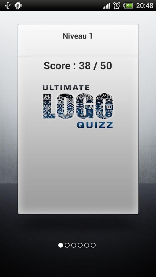 Ultimate Logo Quiz- screenshot