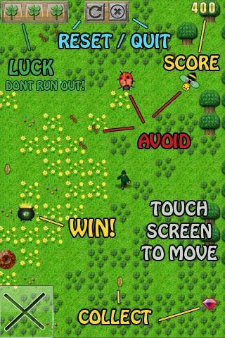Leprechaun's Luck- screenshot