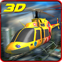 911 Emergency Helicopter Pilot icon
