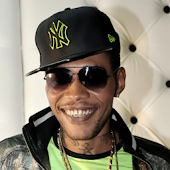 Vybz Kartel Blue Fan