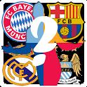 Football Players Club Quiz icon