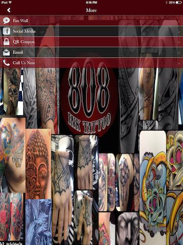 808 Ink Tattoo
