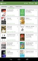 Screenshot of Aldiko Book Reader Premium