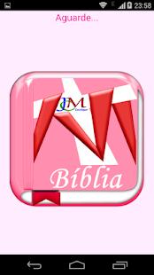 Bíblia Feminina Católica JMC - screenshot thumbnail