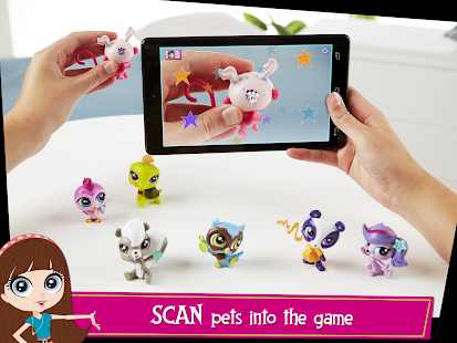 Littlest Pet Shop Your World- screenshot thumbnail
