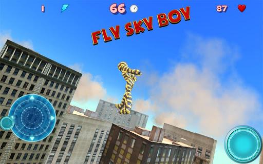 飞天超级男孩基地跳跃