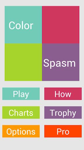 ColorSpasm