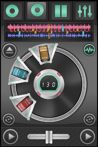 DJ- screenshot