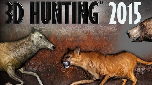 3D Hunting 2015