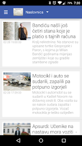 Komarove Vijesti screenshot 0