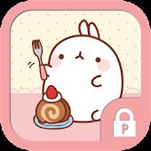 Molang Donut protector theme