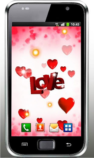 Love You HD Live Wallpaper