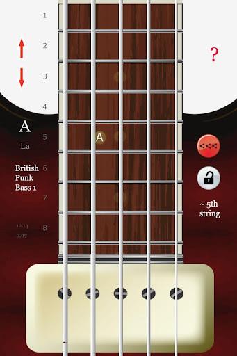 仮想ベースギター