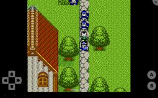 Screenshot of John GBC - GBC emulator