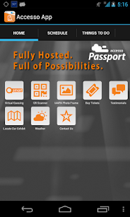Accesso Passport - screenshot thumbnail