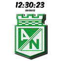 Nacional Digital Clock icon