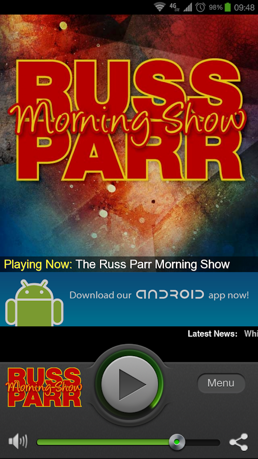 The Russ Parr Morning Show - screenshot