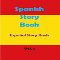 Learn Spanish by Story Book V1 icon