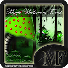 Magic Mushrooms Match 3 Fusion icon