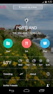 Portland City Guide - Gogobot - screenshot thumbnail
