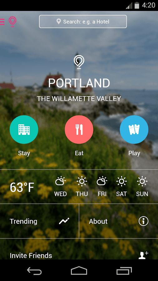 Portland City Guide - Gogobot- screenshot