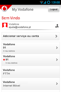 My Vodafone Screenshot 10