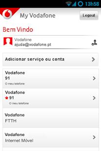 My Vodafone Screenshot 8