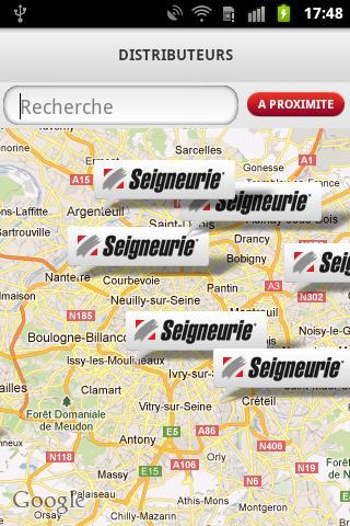 Seigneurie- screenshot