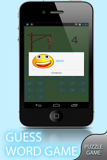 【免費解謎App】GUESS WORD詞搜索拼圖-APP點子