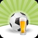 Fußball Bier-Counter