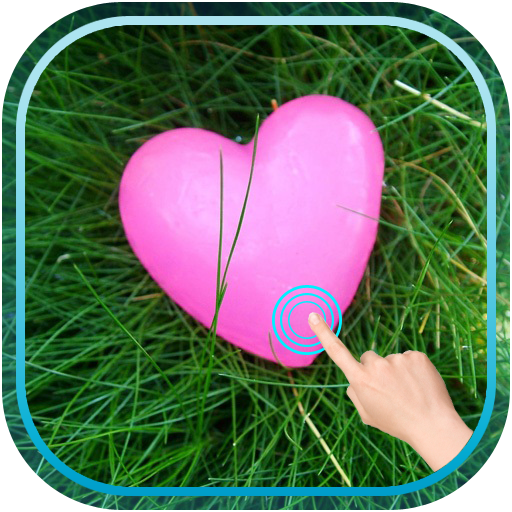 Magic Touch : Pink Heart 娛樂 App LOGO-APP試玩
