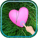 Magic Touch : Pink Heart icon