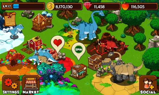 Dino Island- screenshot thumbnail