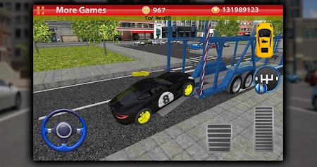 Cargo Transport Driver 3D 1.1 screenshot 15831