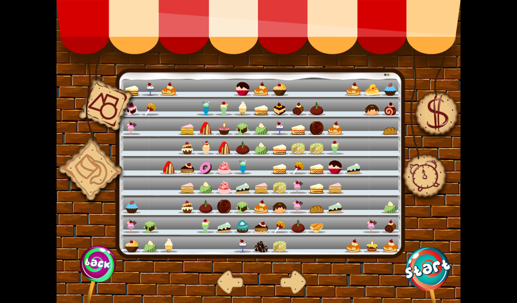 Take a Cake - Sweet puzzle- screenshot