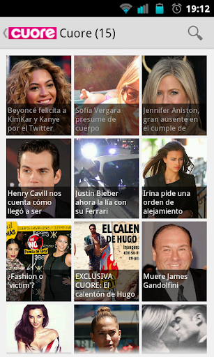 PINKY News Revista Corazon RSS