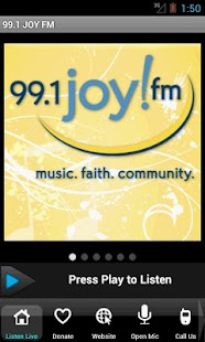 99.1 JOY FM – St. Louis - screenshot thumbnail