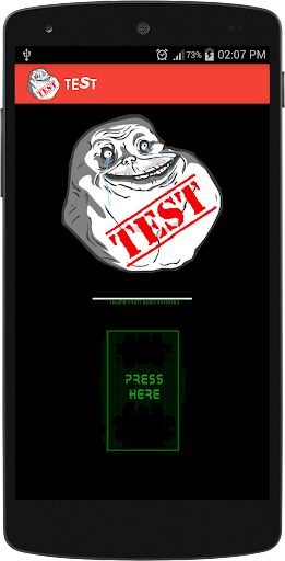 Forever Alone Test
