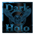 Dark Holo Theme CM12 CM13 icon