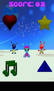 Alien Dance Party- screenshot thumbnail