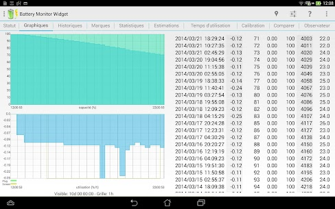 Battery Monitor Widget Pro V1.4.1 Mod APK 10