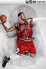 Derrick Rose Live Wallpaper Android Personalization
