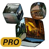 3D Pictures Live Wallpaper PRO