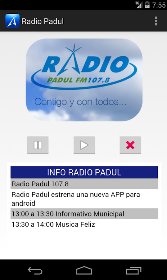Radio Padul Fm- screenshot